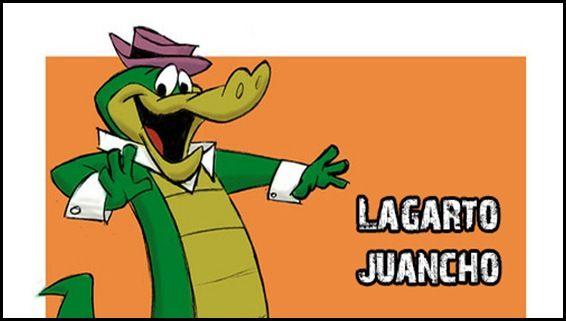 El Lagarto Juancho
