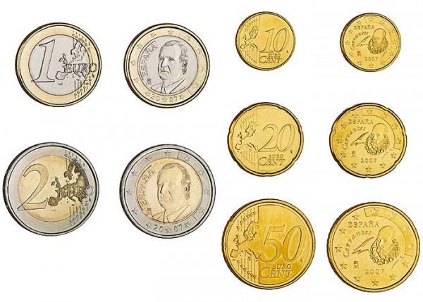 Juega Con Las Monedas Y Billetes De Euro