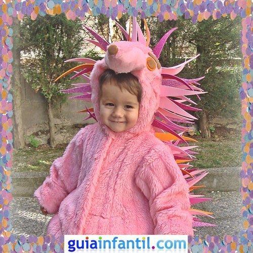 Concurso De Carnaval De Guiainfantil Com  Disfraz De Espinete