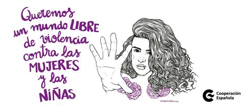 Imagenes De La No Violencia Contra La Mujer Para Colorear