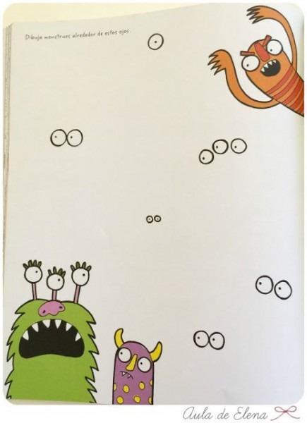 El Gran álbum Para Dibujar, Colorear Y Garabatear En El Aula De