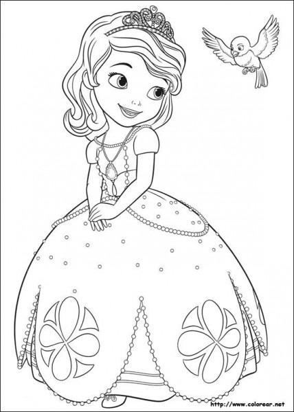 Resultado De Imagen Para Imagenes De Princesas Para Colorear