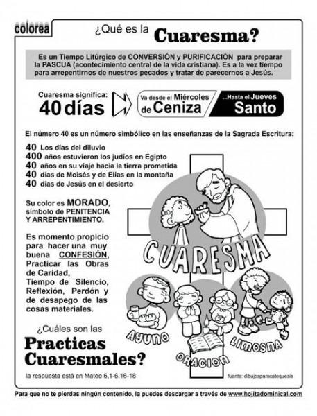 La Catequesis (el Blog De Sandra)  Explicación Sencilla Para Niños