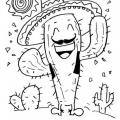 Dibujos Mexicanos Para Colorear