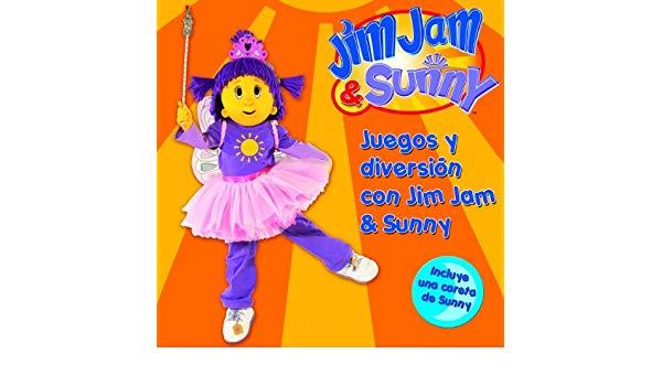 Jim Jam Y Sunny Para Colorear
