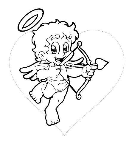 Cupido Con Flecha