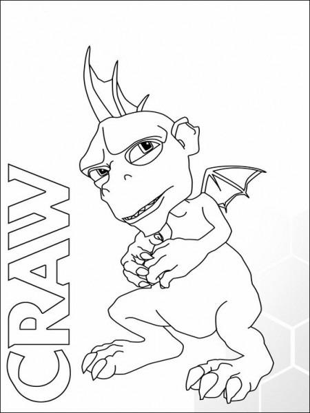 Matt Hatter Dibujos Para Colorear Para Niños 7