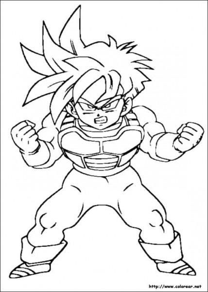 Resultado De Imagen Para Dibujos De Dragon Ball Z