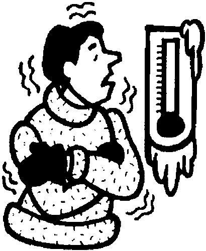 Mucho Frio Termometro