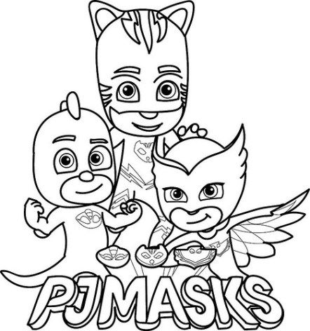 Image Result For Heroes En Pijamas Para Colorear E Imprimir