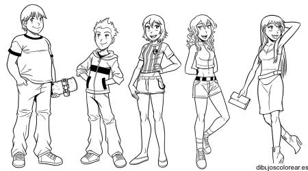 Dibujos Para Jovenes De Secundaria