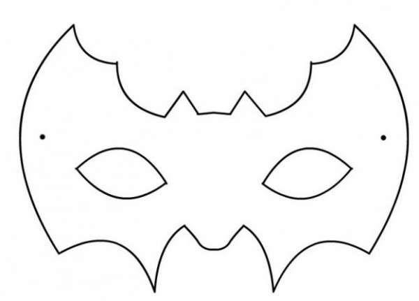 Mascaras De Batman Para Niños
