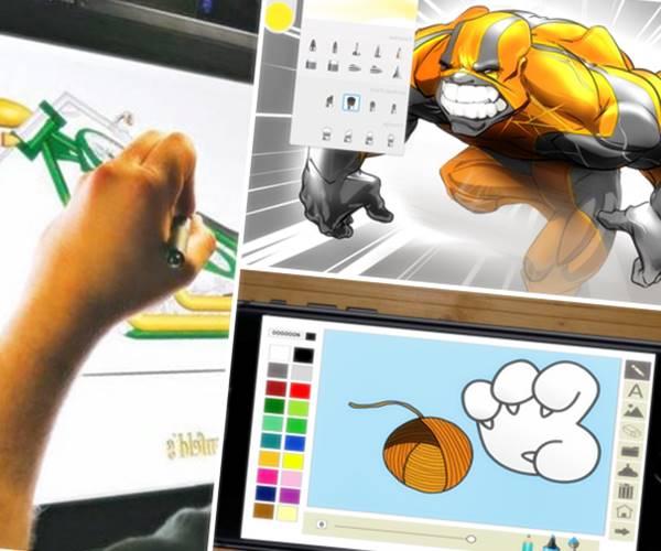 8+1 Mejores Aplicaciones Para Colorear Y Dibujar Sobre Fotos