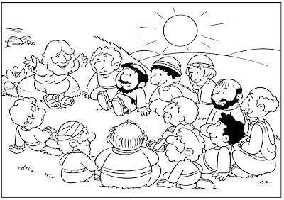 Laminas De La Biblia Para Colorear ,imprimir Y Recortar   El