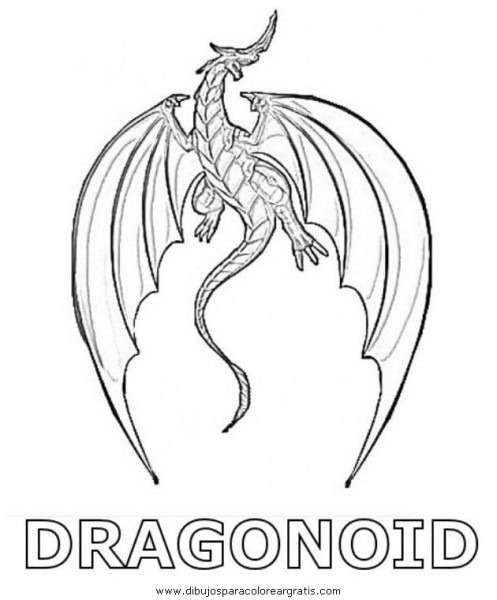 Dibujo Bakugan_19 En La Categoria Dibujos_animados Diseños