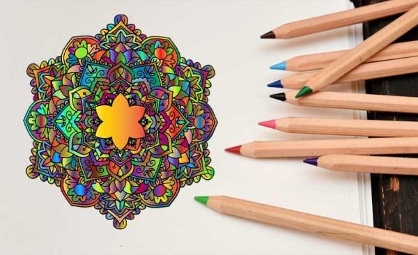 7 Increíbles Beneficios De Colorear Mandalas (adultos Y Niños
