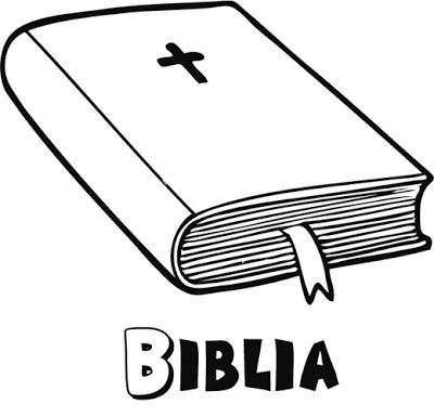 Biblia Para Colorear
