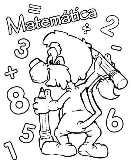 Carátulas Para Cuadernos Escolares – Dibujos Para Pintar