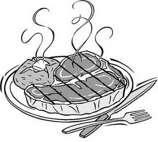 √ Dibujos Para Colorear De Embutidos Chorizos Imgenes