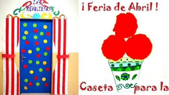 Actividades Infantiles Para La Feria De Abril