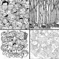 Dibujos Para Colorear Psicodelicos