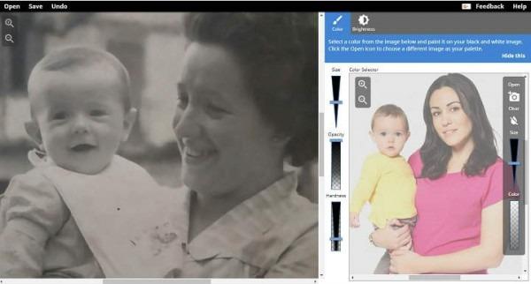 Cómo Colorear Fotos Viejas En Blanco Y Negro (a Mano O
