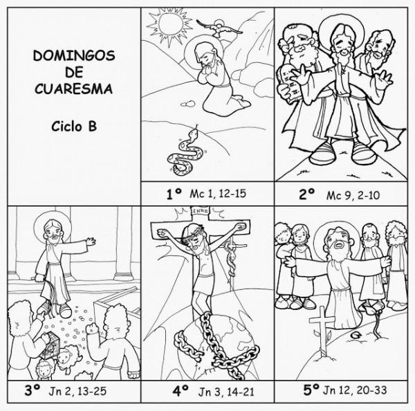 La Catequesis (el Blog De Sandra)  Recursos Catequesis Domingos De