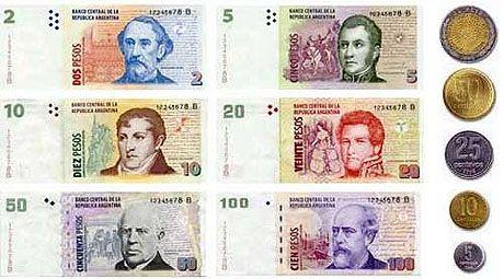 Billetes Argentinos Para Imprimir Tamaño Real