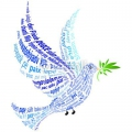 Palabra Paz En Diferentes Idiomas Para Colorear