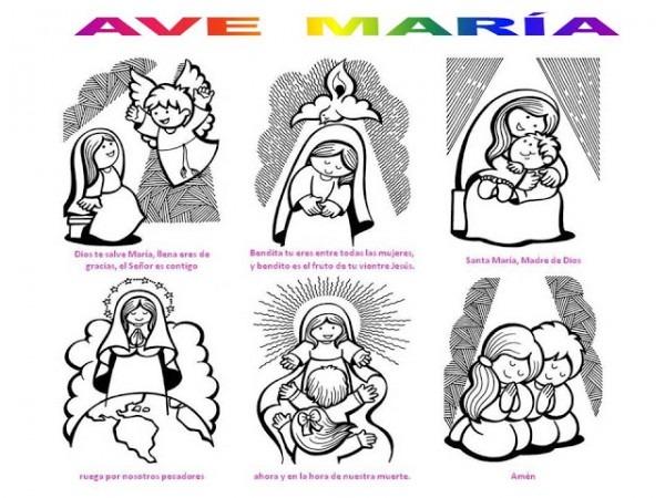 Peques Y Pecas  Ave Maria