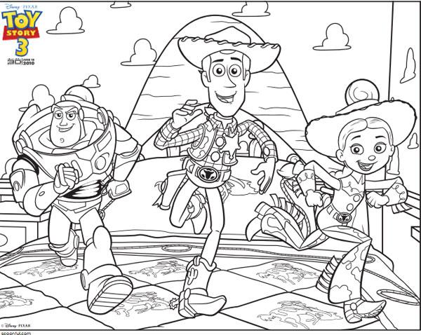 12 Dibujos Para Colorear De Disney Â¡gratis!