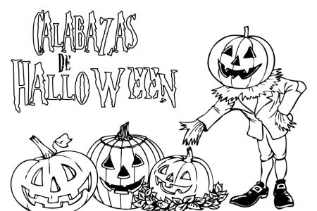 Dibujos De Halloween De Miedo