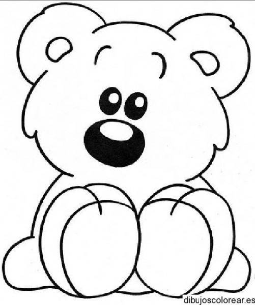 Dibujos Para Niños Pequeños Fáciles Para Pintar