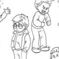 Emociones Dibujos Para Colorear