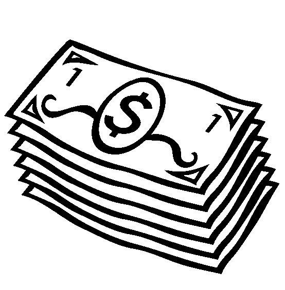 Billetes Para Colorear