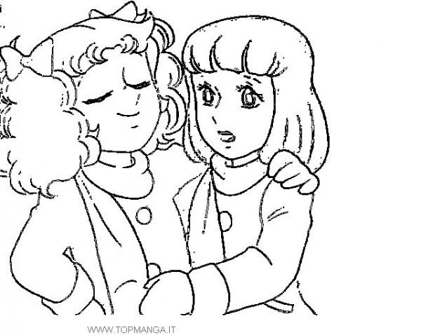 Candy Candy  26 (dibujos Animados) – Páginas Para Colorear