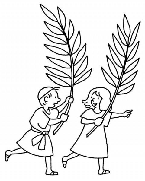 Domingo De Ramos  10 (fiestas Y Ocasiones Especiales) – Páginas