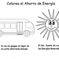 Imagenes De Energia Electrica Para Colorear