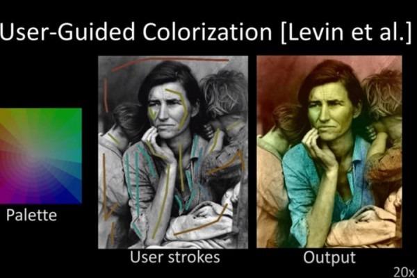 Este Programa Usa Inteligencia Artificial Para Colorear Tus