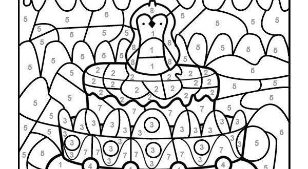Dibujos Para Colorear Niños 8 Años