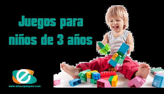 Juegos Para Niños Desde Los 2 A Los 6 Años