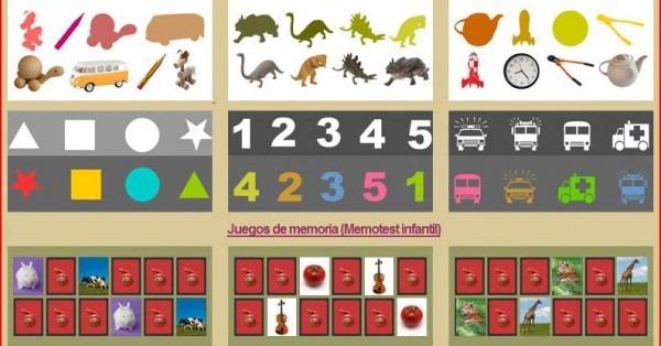 Juegos Educativos Para NiÑos De 3 A 5 AÑos  Juegos De Habilidad Y
