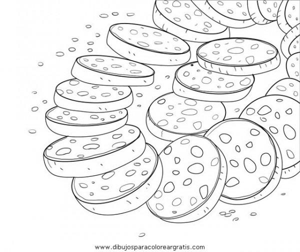 Dibujo Lentejas En La Categoria Alimentos Diseños