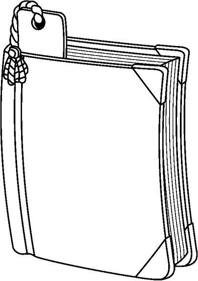 Libro Con Marcapáginas