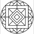 Colorear Net Mandalas