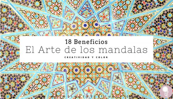 16+2 Beneficios Que Aporta Pintar Mandalas ~ Objetivo Tutti Frutti