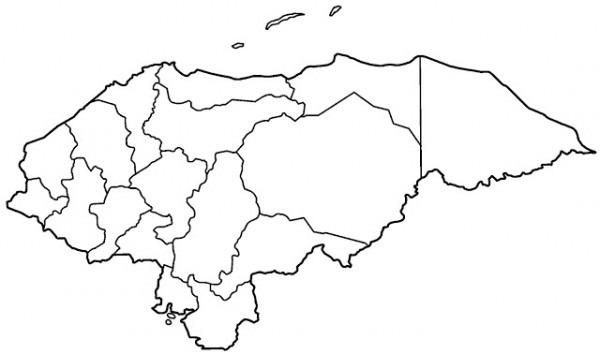 Mapas De Honduras  04 30 13