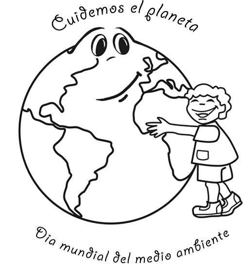 Imágenes Del Medio Ambiente Para Dibujar Y Colorear Foros Ecuador