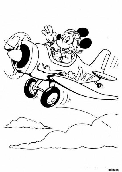 Dibujos De Mickey Mouse