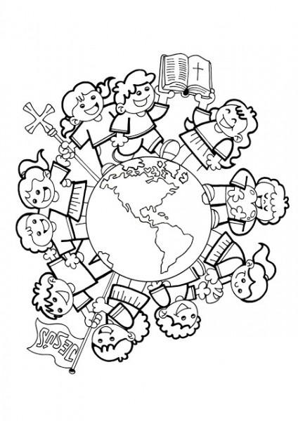 La Catequesis (el Blog De Sandra)  Recursos Catequesis Infancia